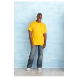 Heavy Cotton póló, sárga