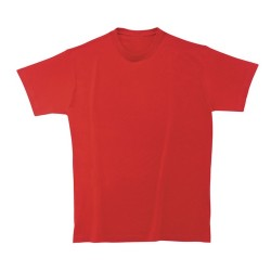 Heavy Cotton póló, piros