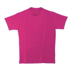 Heavy Cotton póló, pink