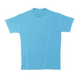 Heavy Cotton póló, türkizkék