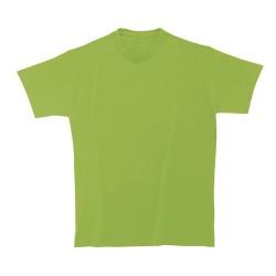 Heavy Cotton póló, lime zöld