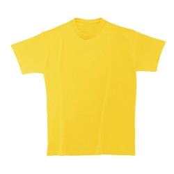 Softstyle Man férfi póló, sárga