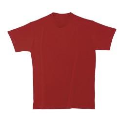 Softstyle Man férfi póló, piros