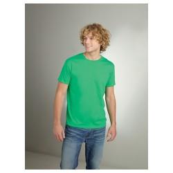 Softstyle Man férfi póló, zöld