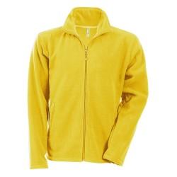 Falco polár pulóver, sárga
