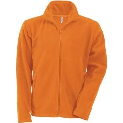 Falco polár pulóver, narancssárga