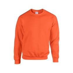 HB Crewneck pulóver, narancssárga