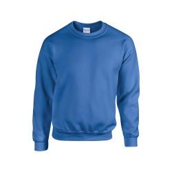 HB Crewneck pulóver, kék