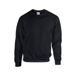 HB Crewneck pulóver, fekete