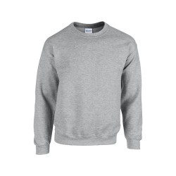 HB Crewneck pulóver, szürke