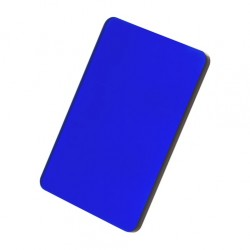 CreaFob kulcstartó, kék