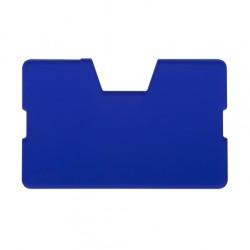 CreaCard kártyatartó, szolid, kék