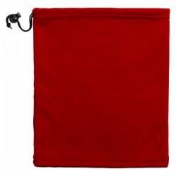 Ponkar nyakmelegítő és sapka , piros