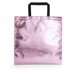 Poznan bevásárlótáska , pink