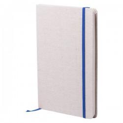 Telmak jegyzetfüzet , kék