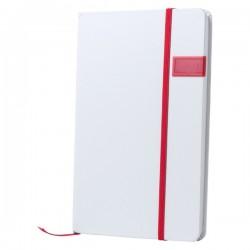 Boltuk jegyzetfüzet USB memóriával , piros