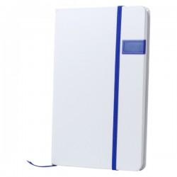 Boltuk jegyzetfüzet USB memóriával , kék