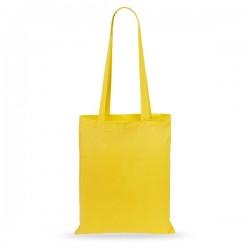 Turkal műanyag bevásárlótáska , sárga