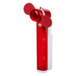 Hendry vízpárás ventilátor , piros