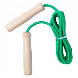 Galtax ugrálókötél , zöld