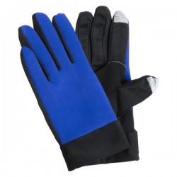 Vanzox érintőképernyős sport kesztyű , kék