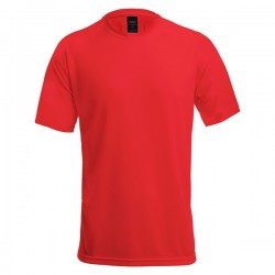 Tecnic Dinamic T sport póló , piros-L