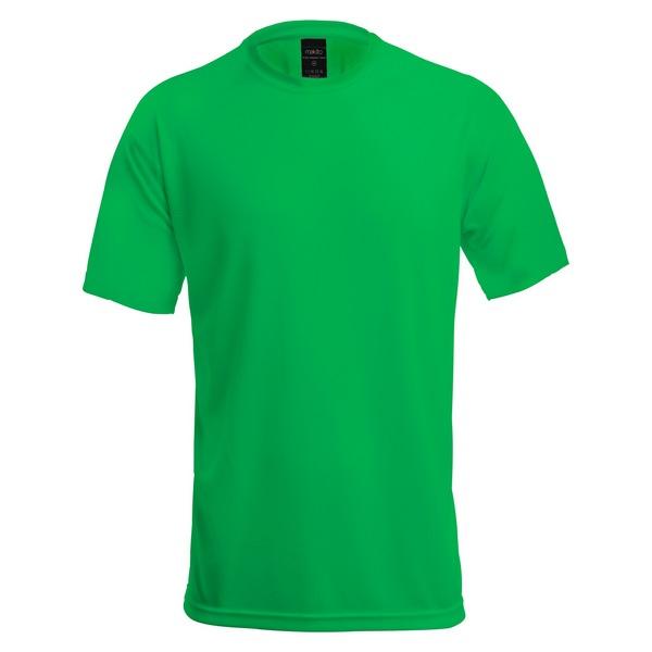Tecnic Dinamic T sport póló , zöld-M