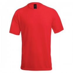 Tecnic Dinamic K gyerek sport póló , piros-10
