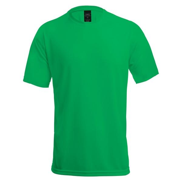 Tecnic Dinamic K gyerek sport póló , zöld-4