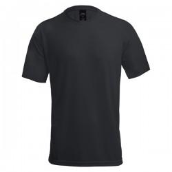 Tecnic Dinamic K gyerek sport póló , fekete-10
