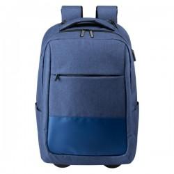 Haltrix gurulós hátizsák , kék