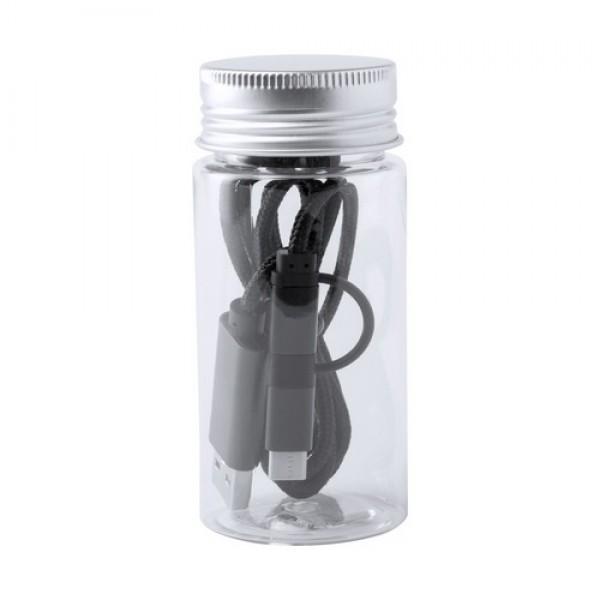 Drimon USB töltőkábel, bordó