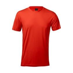 Tecnic Layom felnőtt póló, fekete, S