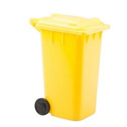 Dustbin tolltartó, sárga