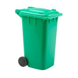 Dustbin tolltartó, zöld