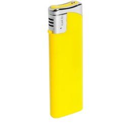 Plain piezós öngyújtó, sárga
