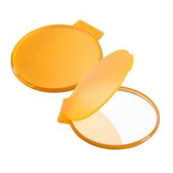 Thiny zsebtükör, narancssárga