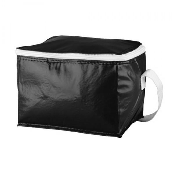 Coolcan hűtőtáska, fekete