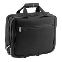 Cubic gurulós táska, fekete
