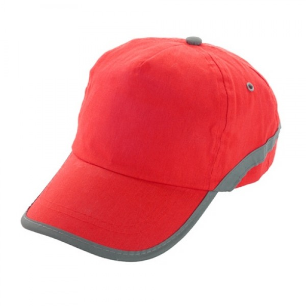 Tarea baseball sapka, piros