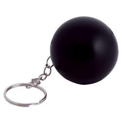 Calm antistressz kulcstartó, fekete