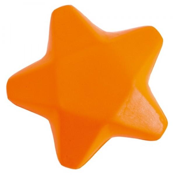 Ease stresszoldó csillag, narancssárga