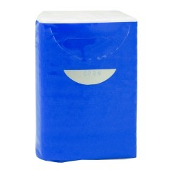 Custom zsebkendő, kék