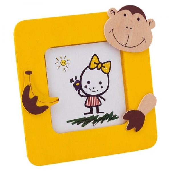 Hanna képkeret, sárga