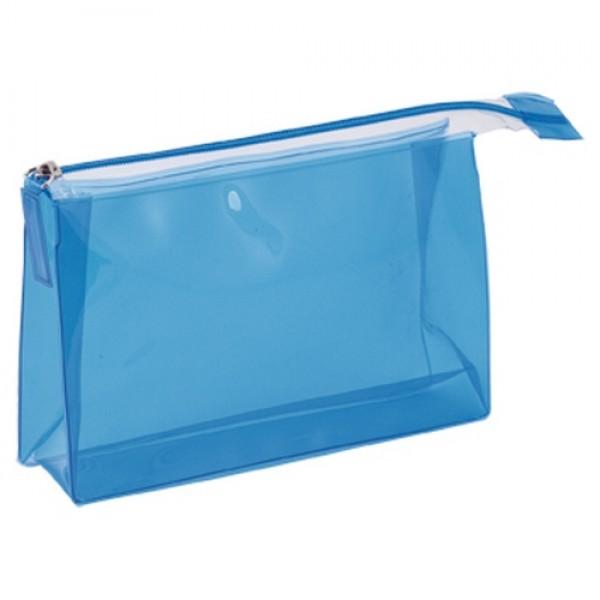 Lux kozmetikai táska, kék