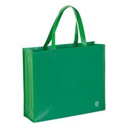 Flubber bevásárlótáska, zöld