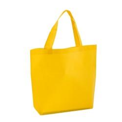 Shopper táska, sárga