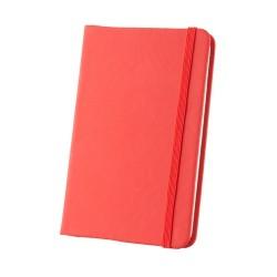 Kine jegyzetfüzet, piros