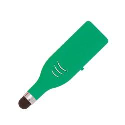 Stylus 4GB USB memória érintőképernyős funkcióval, zöld