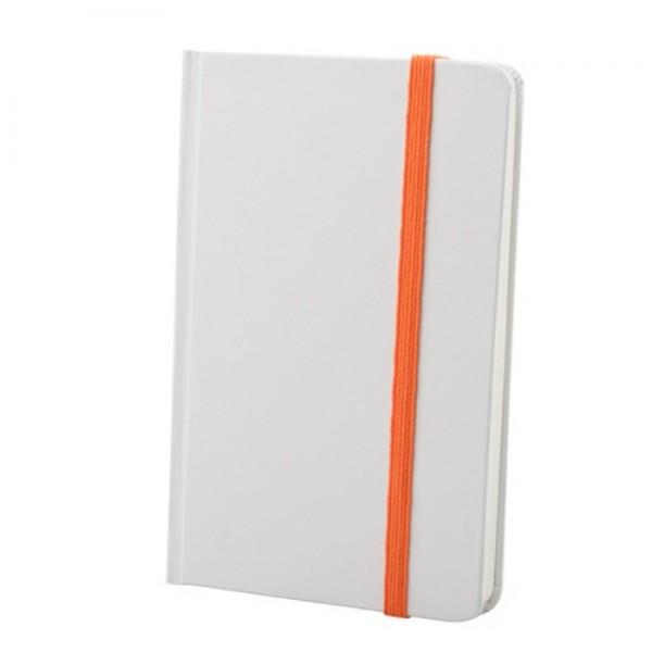 Yakis notesz, narancssárga
